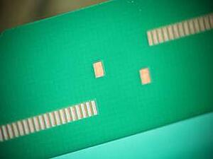 Selective Copper on AL PCB