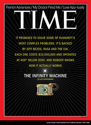 time magazine cover small