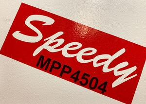 Mania Legacy E-Tester Machine Speedy MPP4504