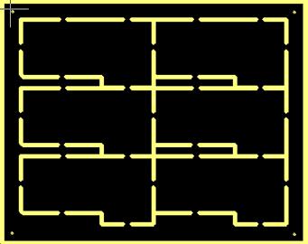 Odd Shape PCB